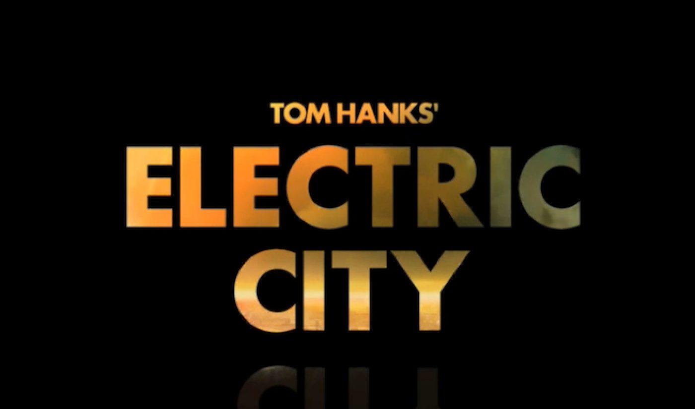 Tom Hank's Electric City Trailer Drops, Debuts on Yahoo July 17 [TRAILER]
