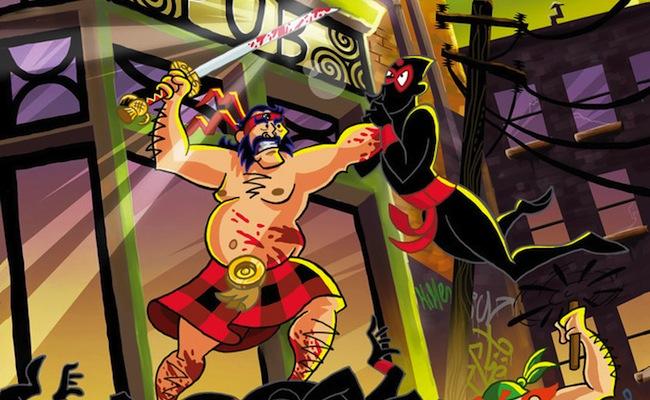 scottish-ninjas