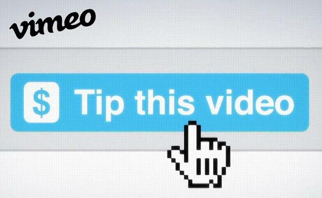 vimeo tip
