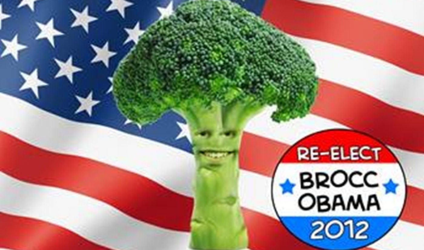 Annoying Orange Gets Political With 'Kitchen Decision 2012'