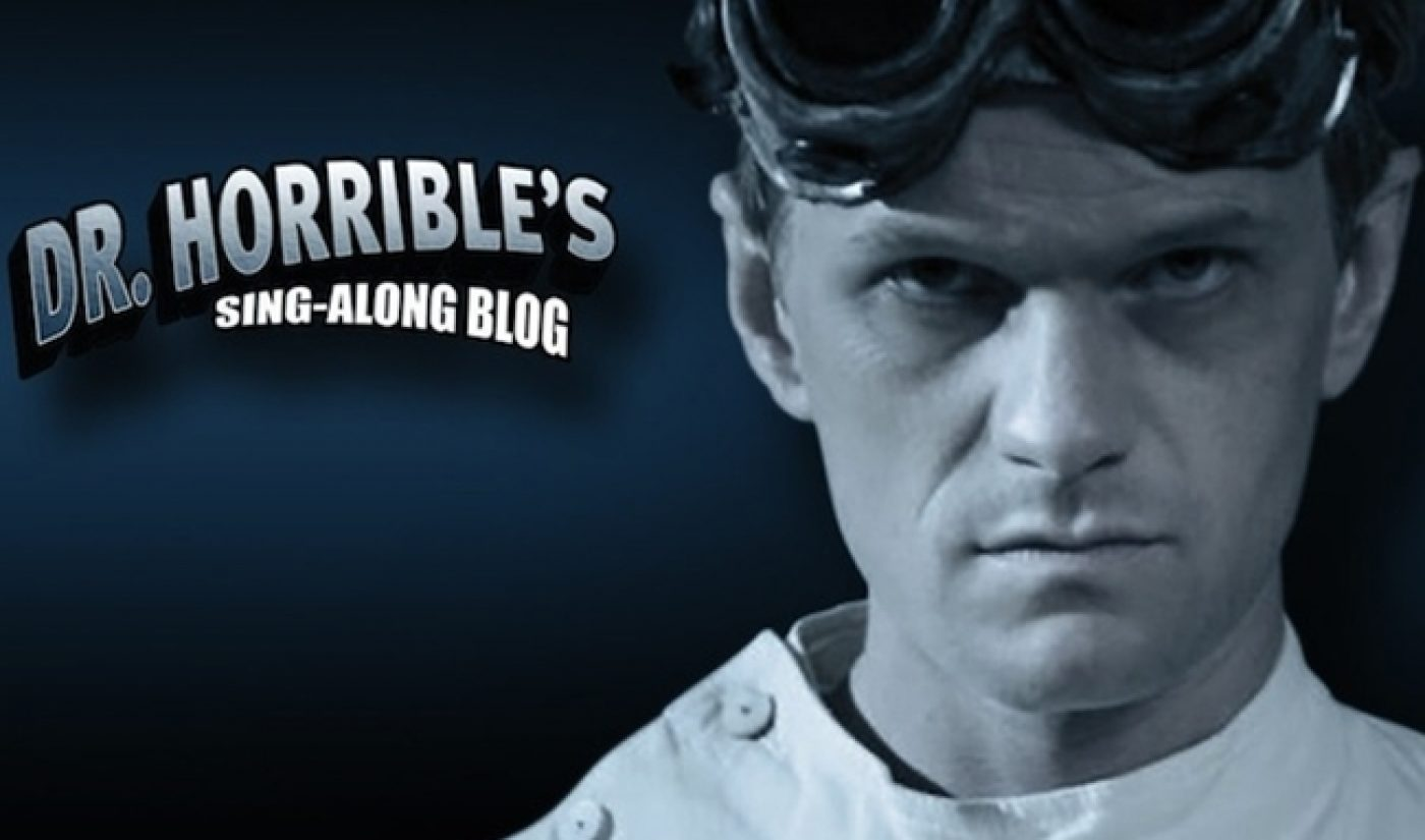 Whedonites Rejoice: You Can Watch 'Dr. Horrible' On Network TV Tonight