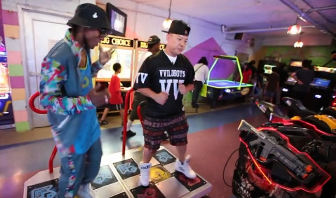 Outspoken Chef Eddie Huang Gets 'Fresh Off The Boat' Series On Vice