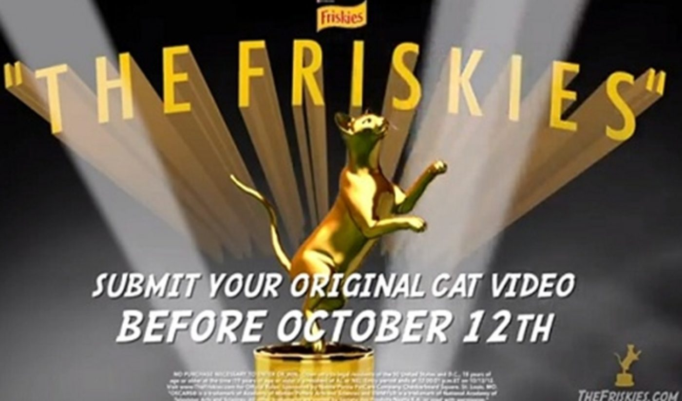 Michael Buckley To Host The Friskies, An Awards Show For Cat Videos