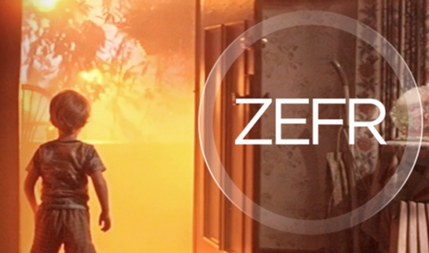 Zefr (AKA MovieClips) To Help Brands Monetize Content On YouTube