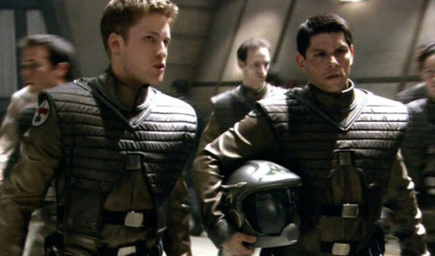 'Battlestar Galactica: Blood and Chrome' To Finally Debut On Machinima