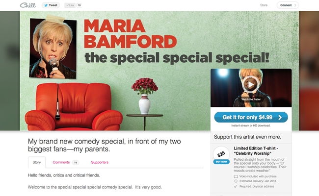Maria Bamford - Chill
