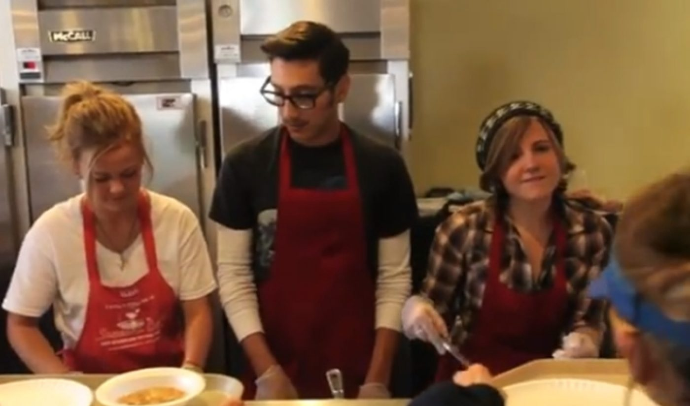 Epic Meal Time Gets Charitable With A 'Thanksgiving Care Package'