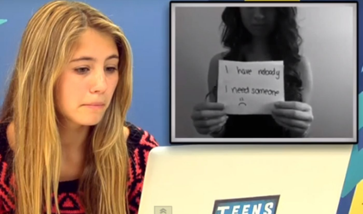 Fine Bros Get Serious, Stand Up To Bullies In Latest 'Teens React'