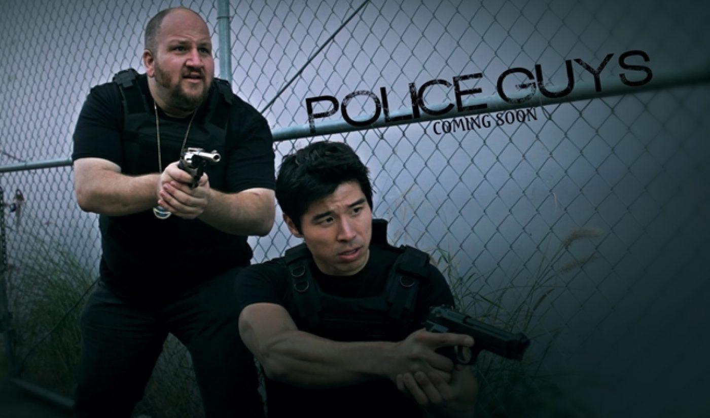 'Police Guys' Seeks Niche As Wacky Cop Show Parody