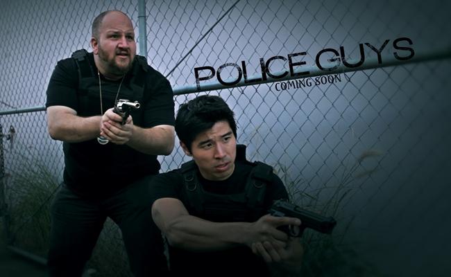Police Guys Teaser Poster 2
