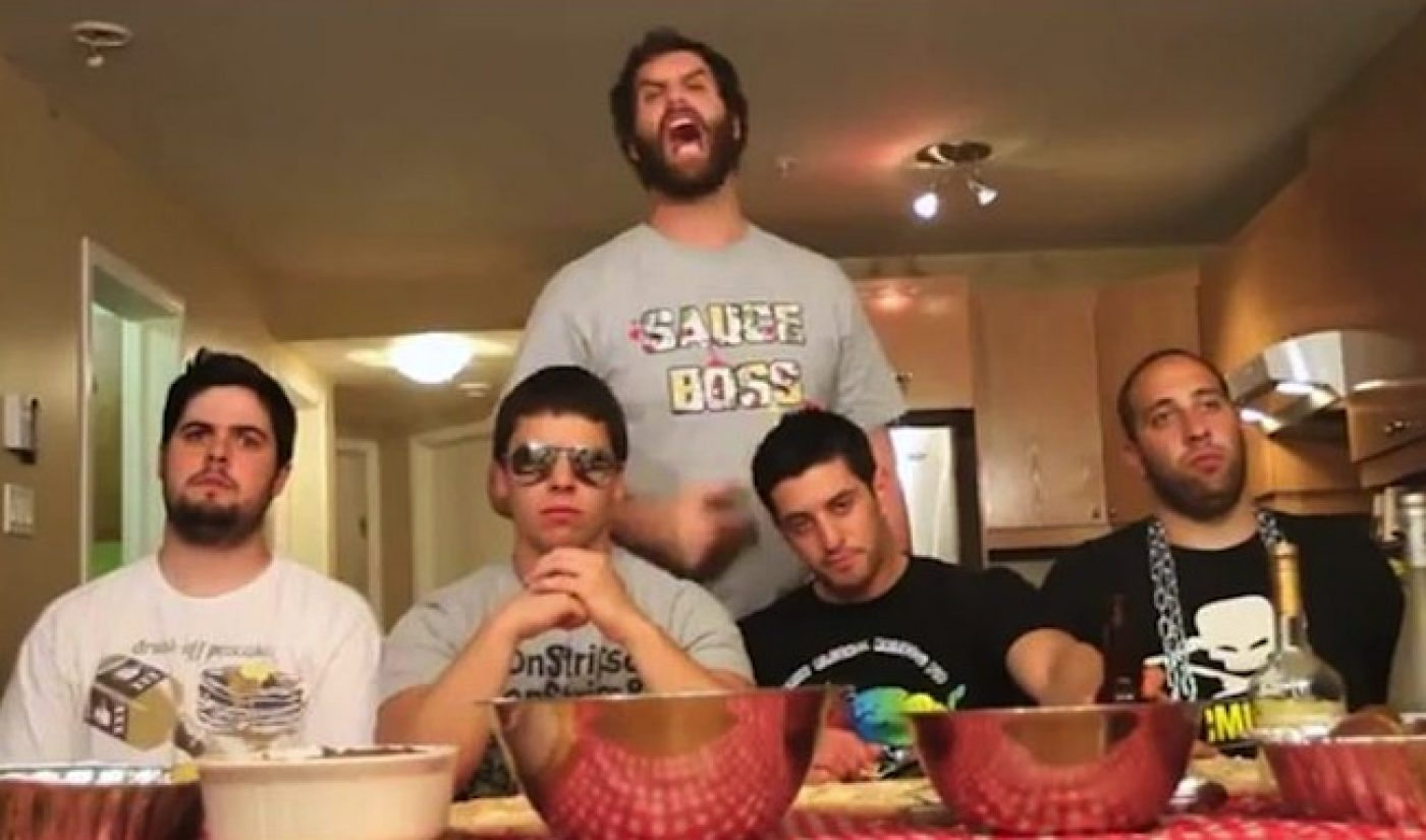 Revisiting Epic Meal Time Before They Had YouTube Money