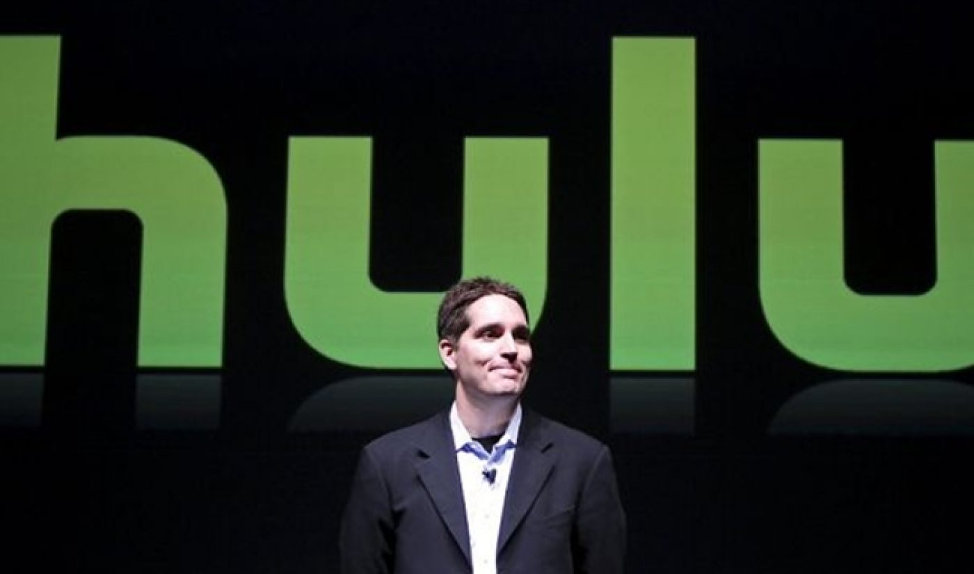 CEO Jason Kilar Is Leaving Hulu, And He's Taking His CTO With Him