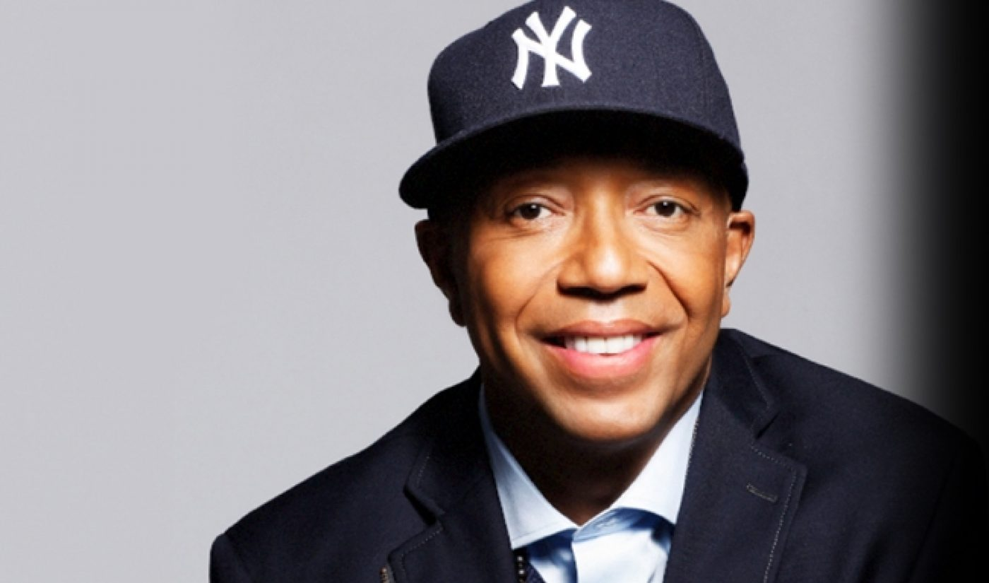 Russell Simmons To Spotlight Creators With Help Of AwesomenessTV