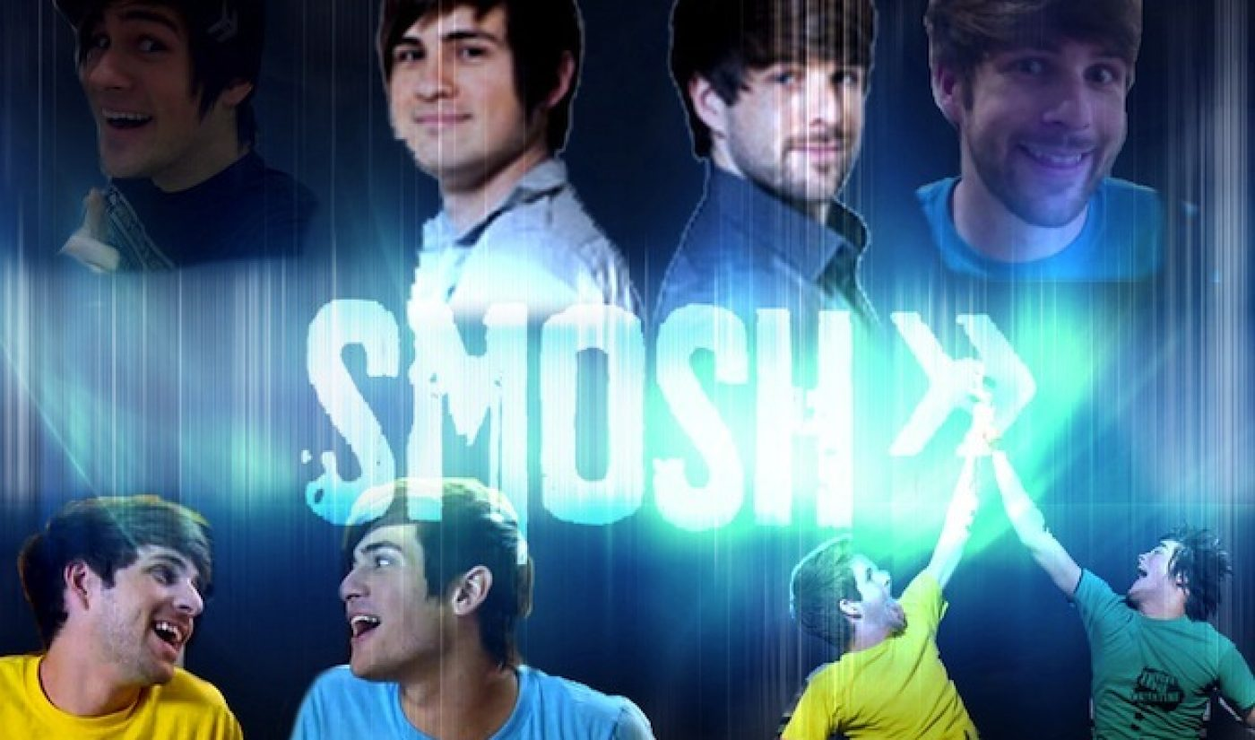 Smosh Passes Ray William Johnson as #1 Most Subscribed YouTube Channel