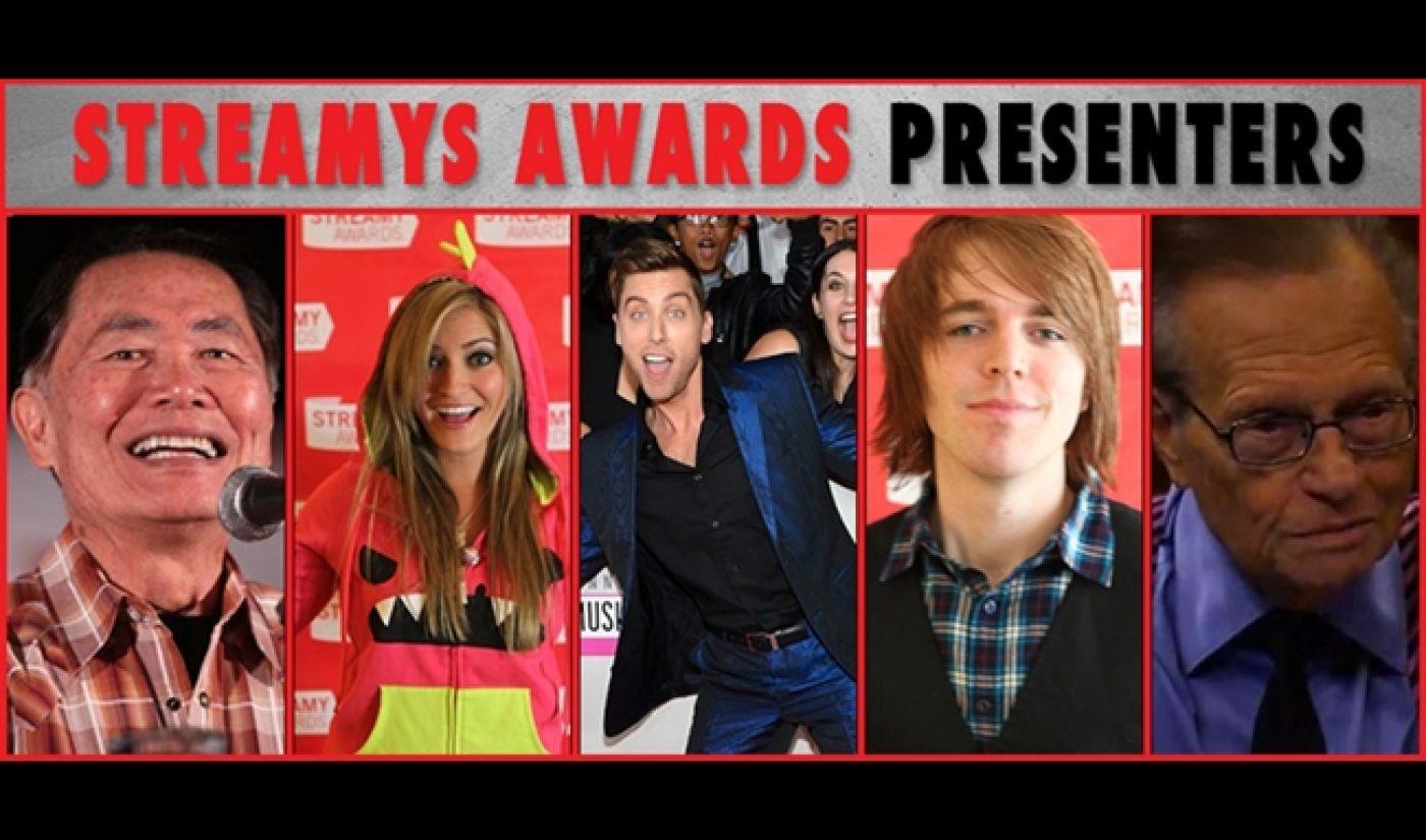 YouTubers iJustine, Shane Dawson, ShayCarl Among Streamys Presenters