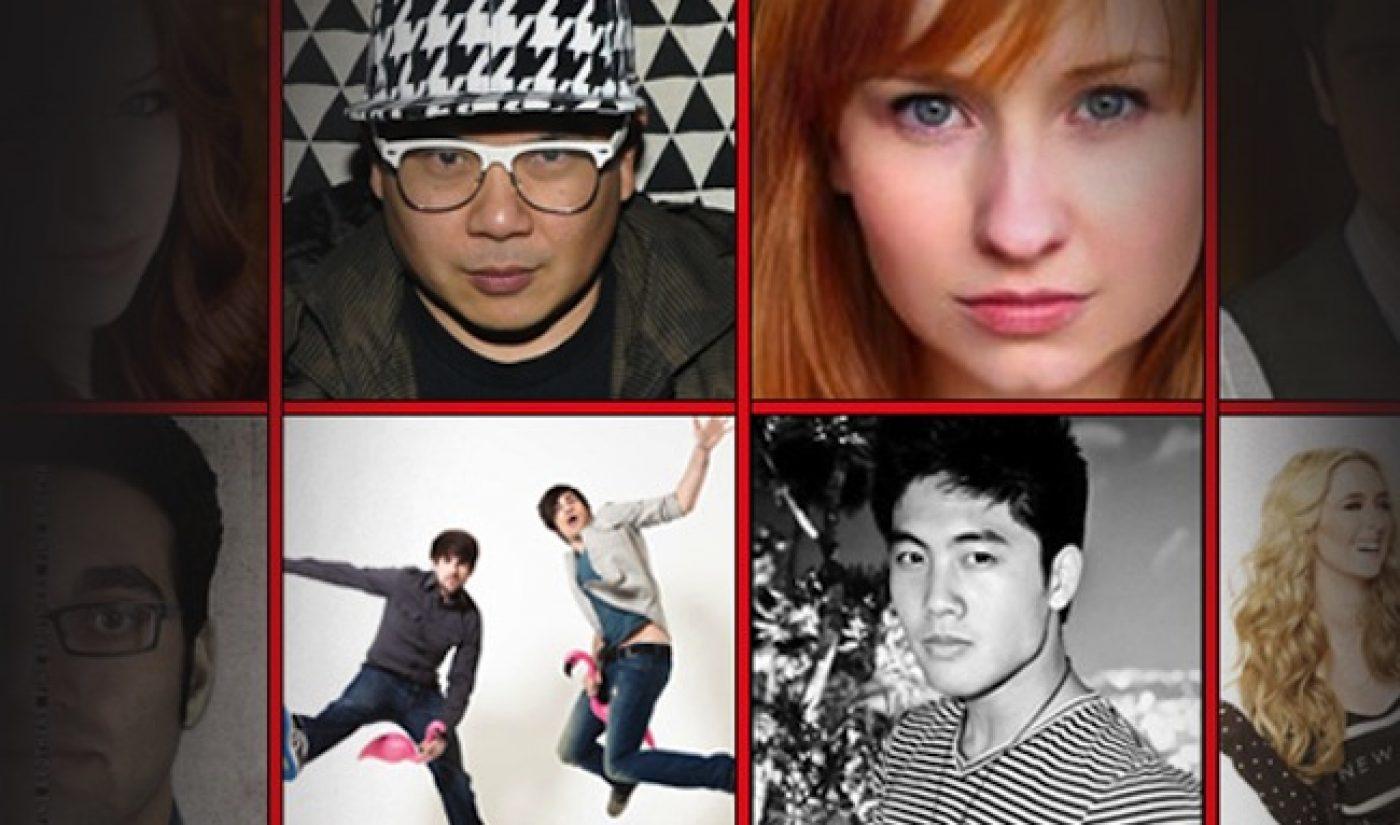 Streamy Award Audience Choice Nominees Announced