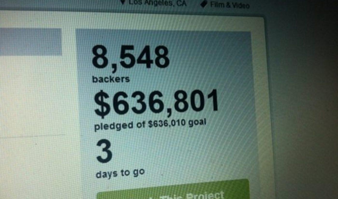 'Video Game High School' Raises $640,000, Breaks Kickstarter Record