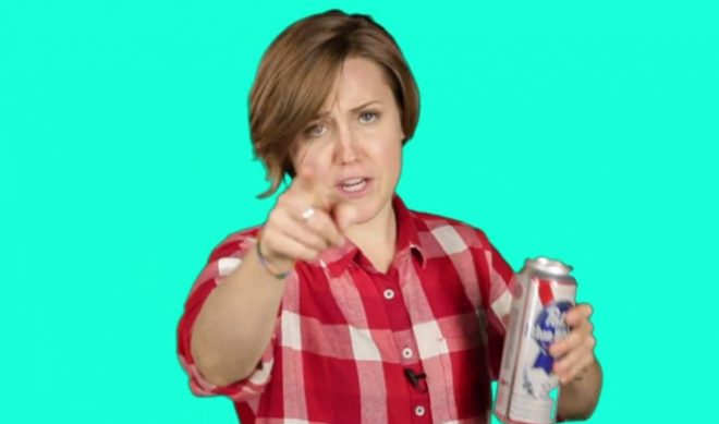 Hannah Hart's Drinking Game Will Guide You Through The Grammys