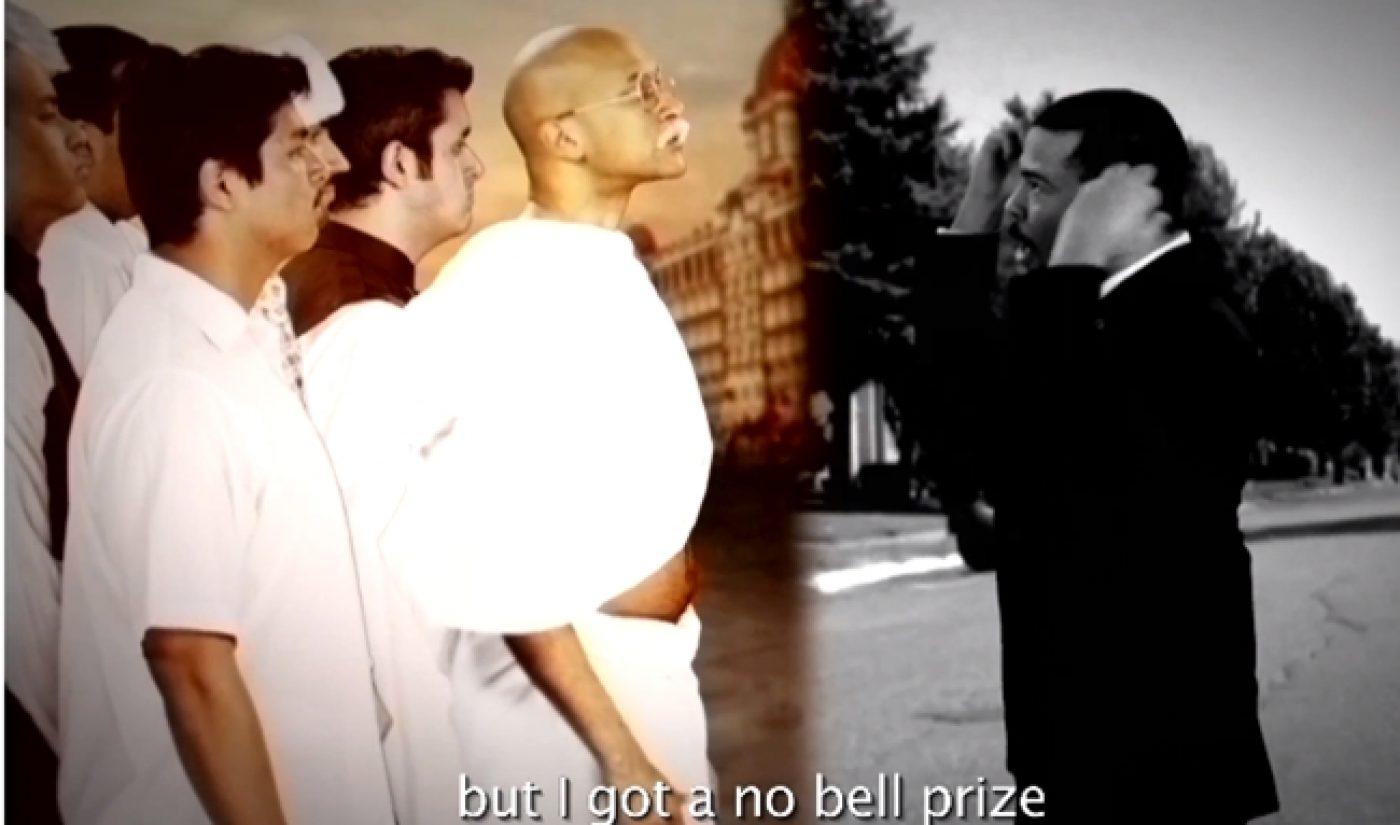Key And Peele Bring Gandhi, MLK To Epic Rap Battles Of History