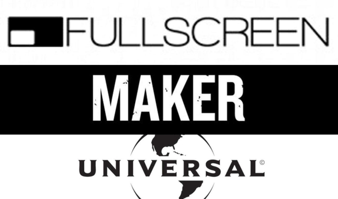 Maker Studios And Fullscreen Make Deal To Monetize Universal Music