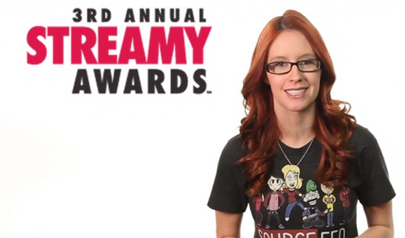 SourceFed Helps Celebrate Pre-Announced Streamys Winners