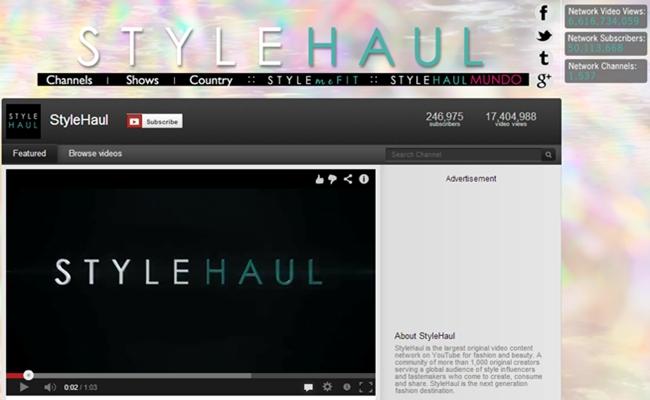 stylehaul-network
