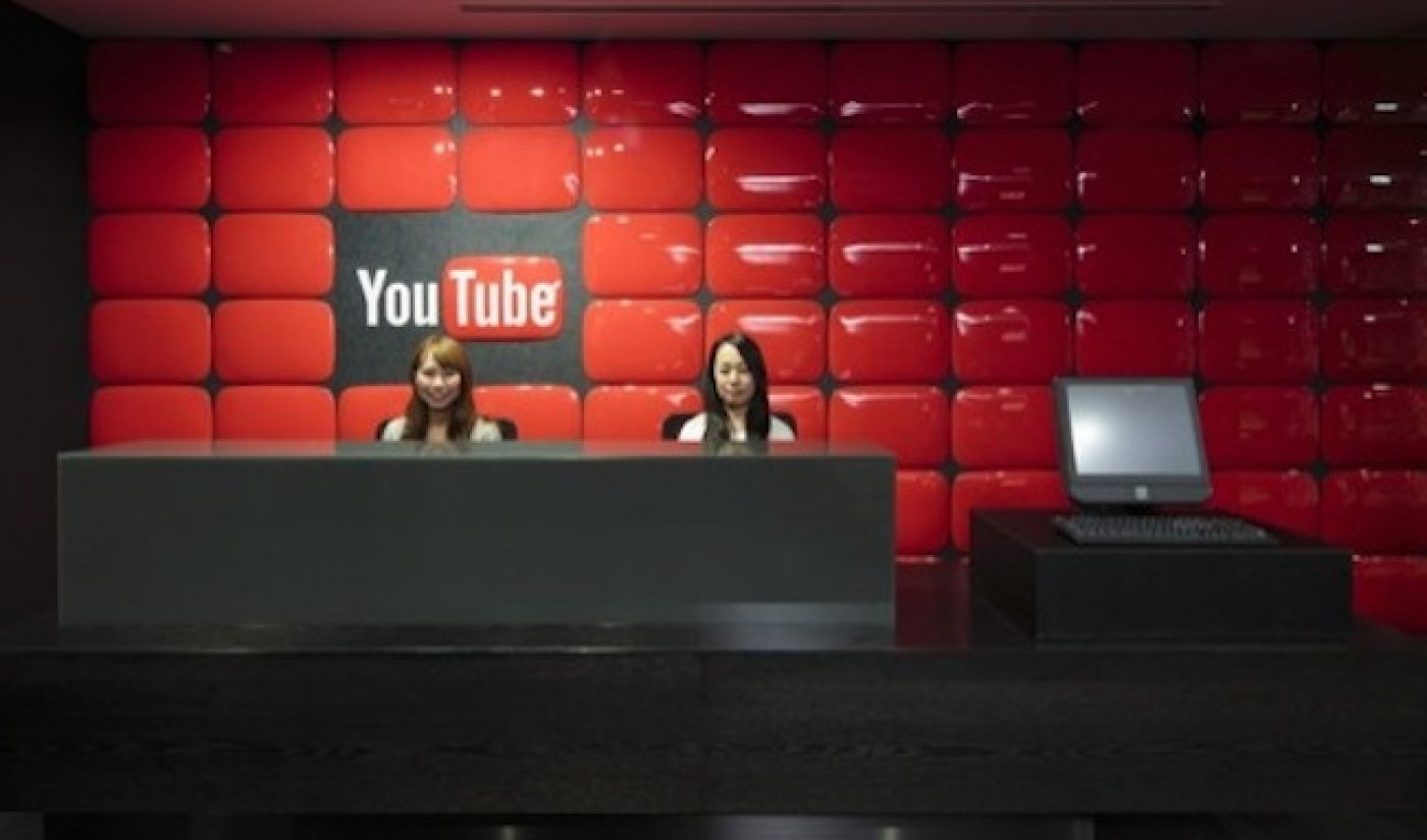 Japanese Creators Say 'Arigato' As YouTube Opens Space In Tokyo