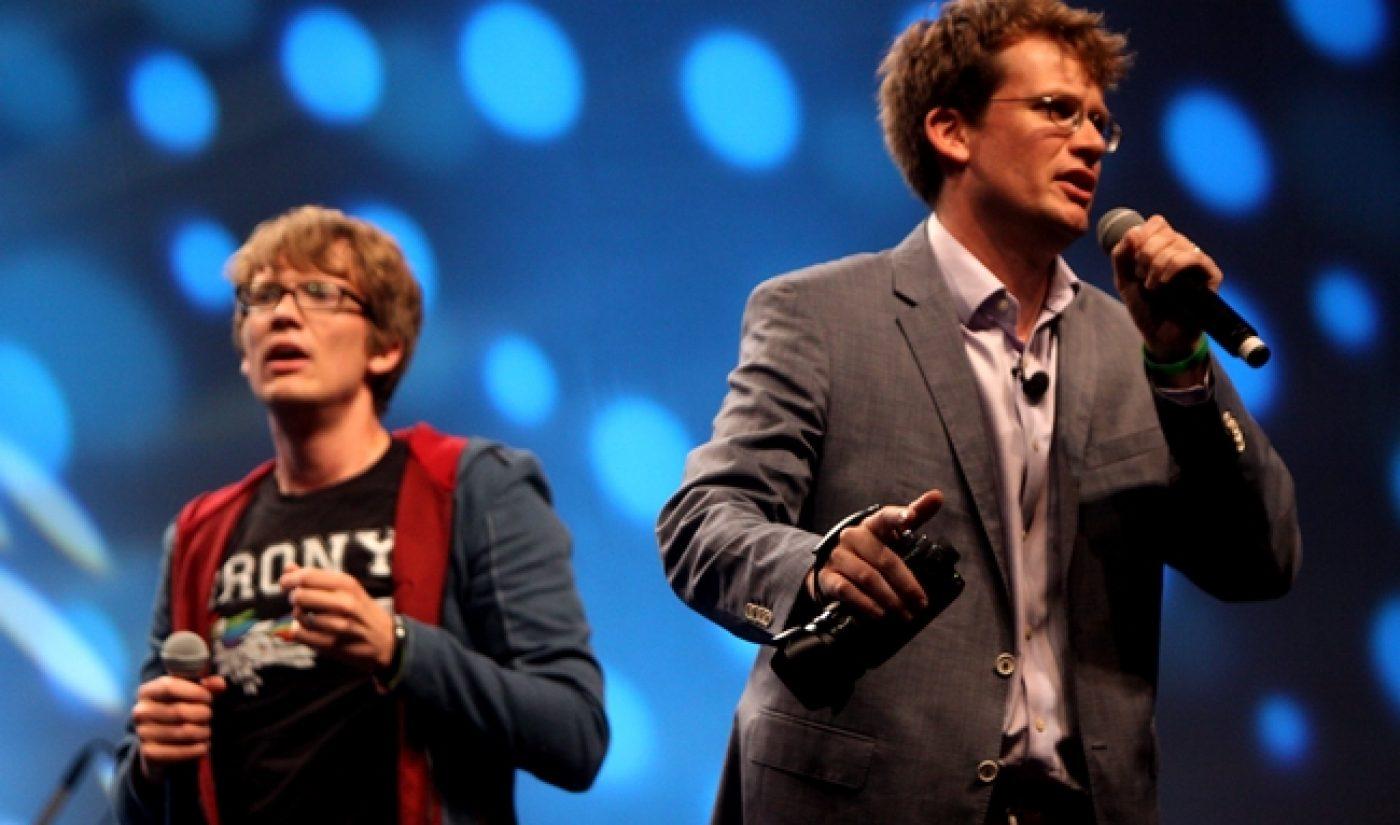 YouTube Millions: Hank Green On Vlogbrothers' Success