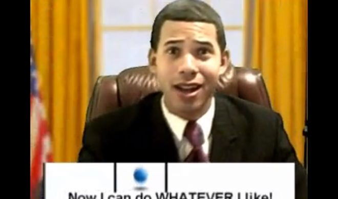 Alphacat Goes From Waiter To YouTube's Version Of Barack Obama