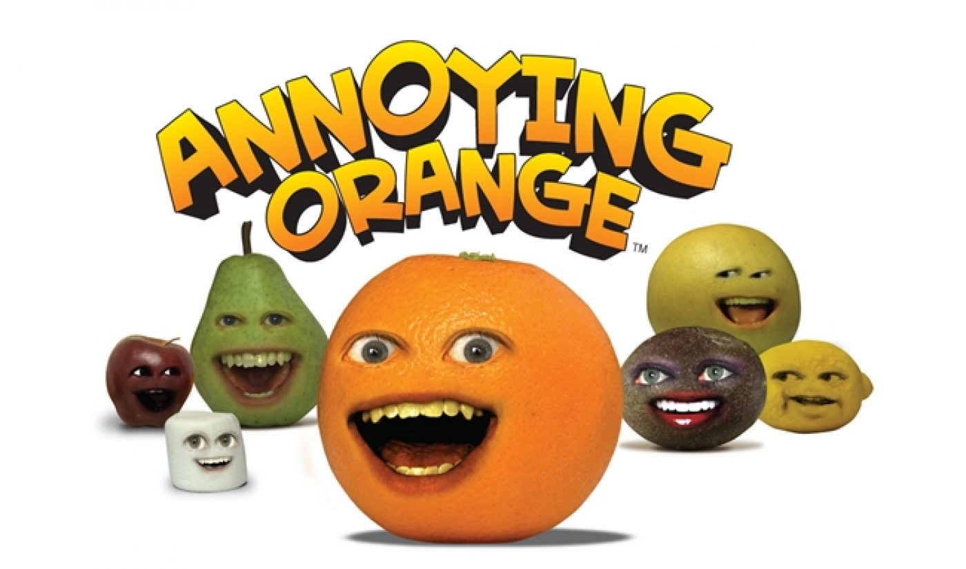 'Annoying Orange' Gets A Juicy Second Season On Cartoon Network