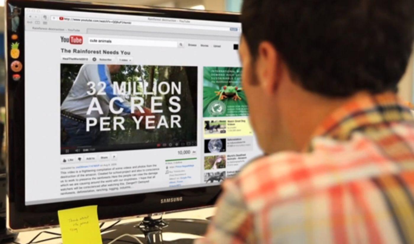 YouTube Celebrates Benevolent Videos With DoGooder Awards