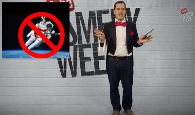 Lonely Island Rhymes, Mr. Bean Shows Up, Nick Kroll Refs #ComedyWeek