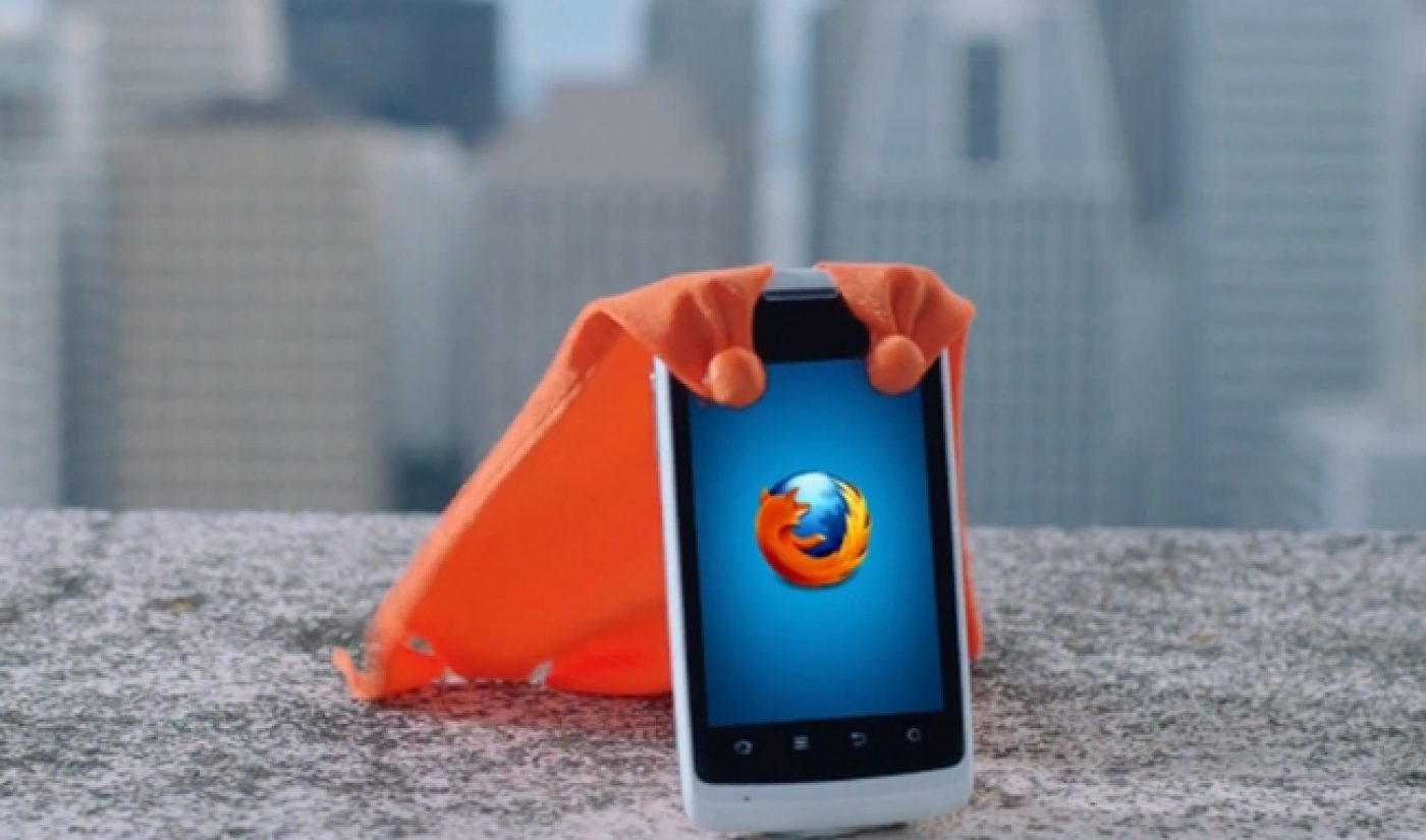 Firefox (And Edward Norton) To Judge Short Films About Power Of Mobile