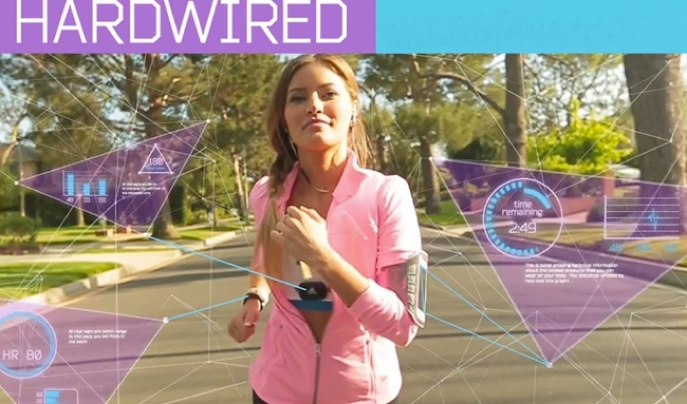 iJustine Is Hardwired In New AOL Series