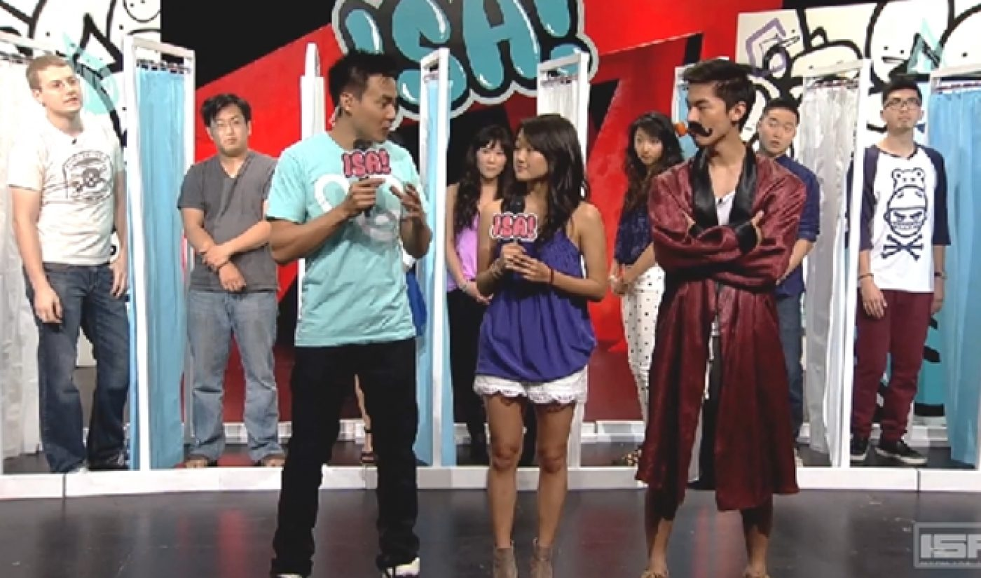 Wong Fu Productions' ISA TV Brings Japanese Style Game Show To YouTube