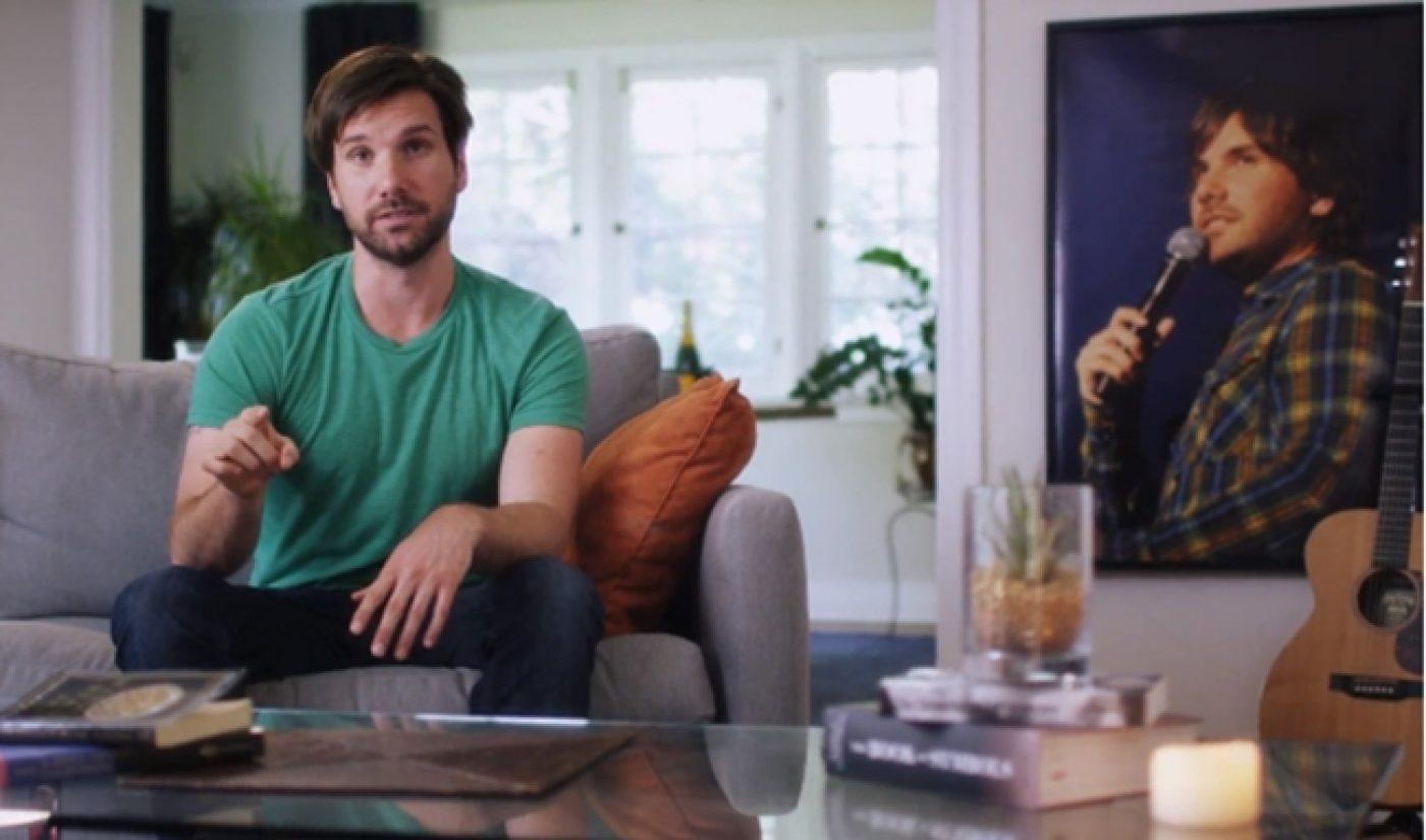 Zach Braff's Kickstarter Ends At $3.1 Million, Jon Lajoie Lampoons It