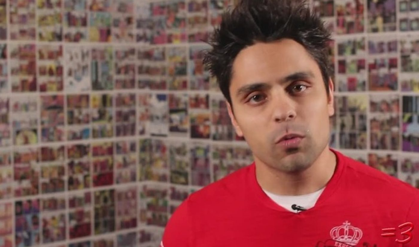 Ray William Johnson May Become A TV Star, Inks Deal With FX