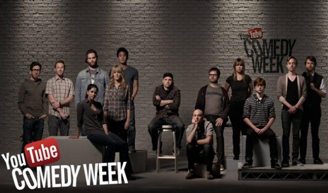 LIVE: YouTube Comedy Week Kicks Off With 'Big Live Show'