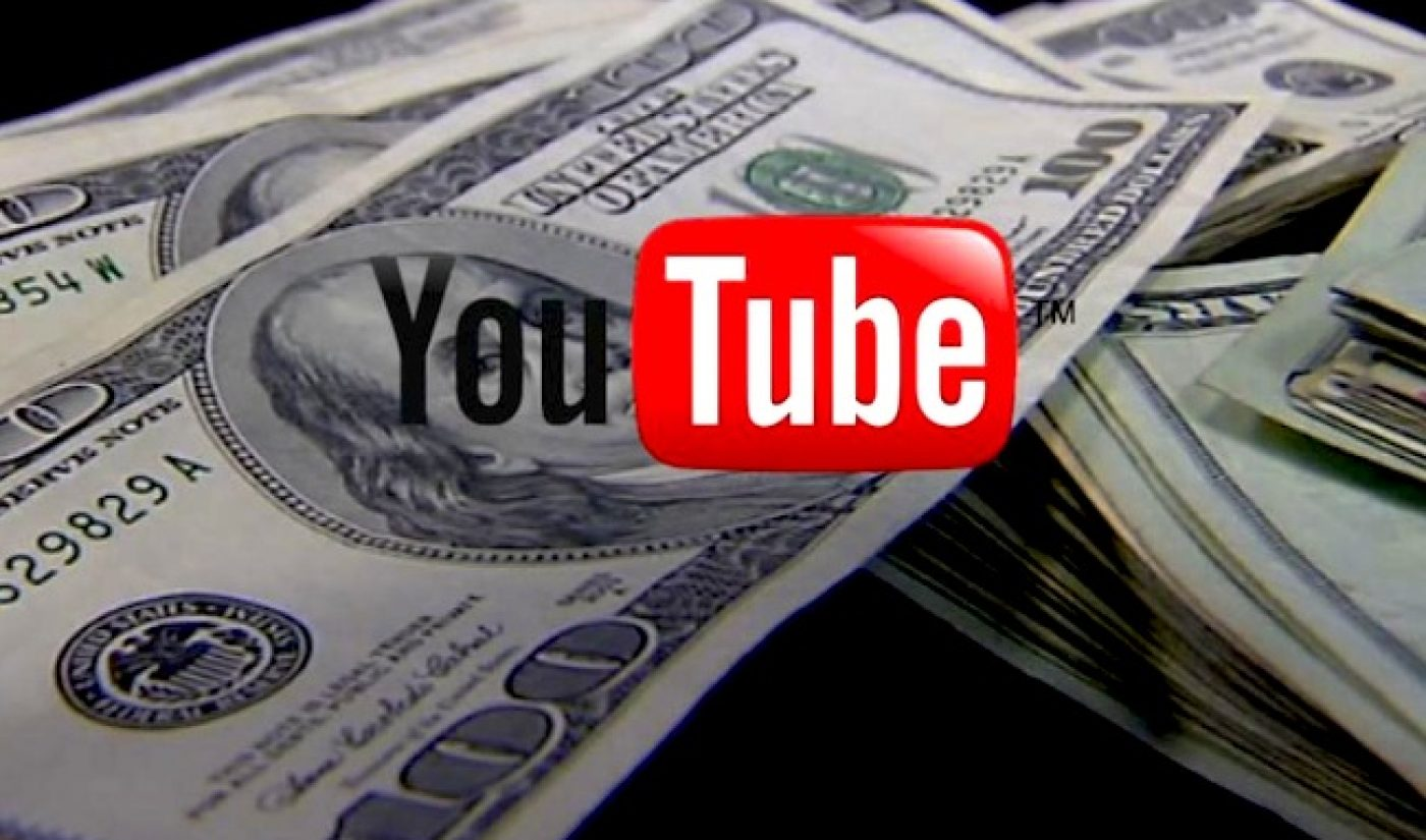 Morgan Stanley: YouTube Will Generate $20 Billion In Revenue By 2020
