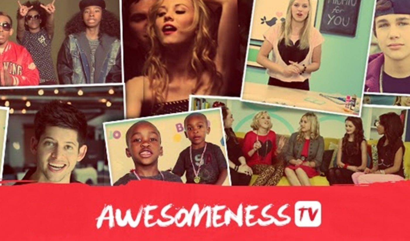 AwesomenessTV Jumps To TV With Half-Hour Nickelodeon Series