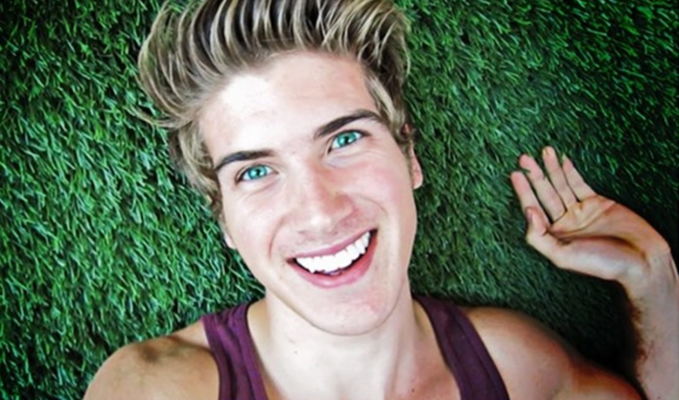 YouTube Millionaires: Joey Graceffa Is Catching Fire