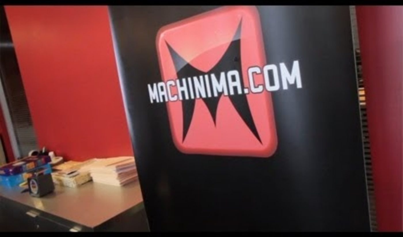 Machinima Wants A Funding Round To Make It A Player Beyond YouTube