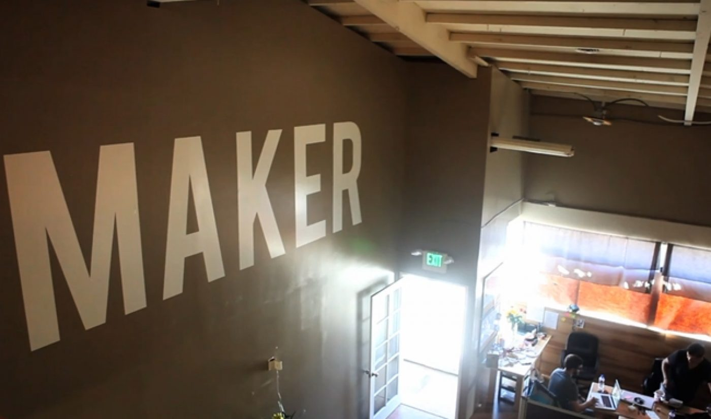 Maker Studios To Launch Online Video Platform To Compete With YouTube