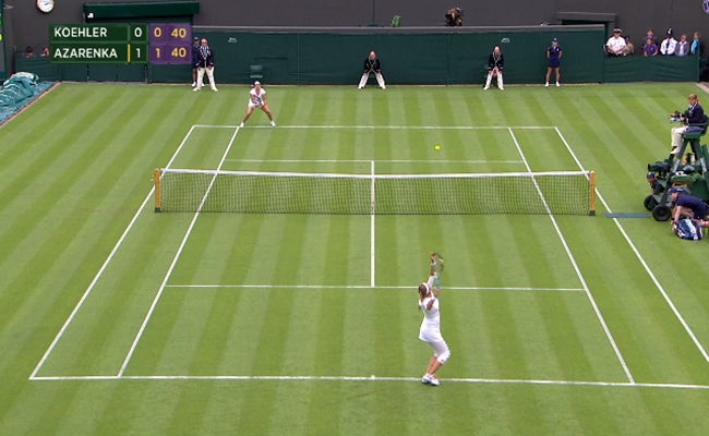 Youtube Serves Up Live Streaming Tennis Matches From Wimbledon