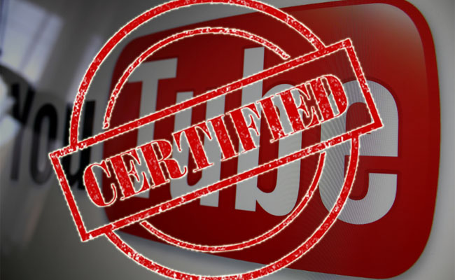 These Companies Are Now 'YouTube Certified,' But What Does That Mean?