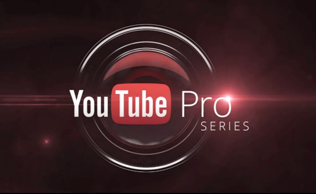 youtube launches pro series featuring advice from top creators. Black Bedroom Furniture Sets. Home Design Ideas