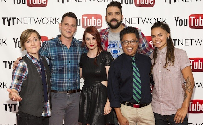 YouTube & TYTNetwork PRIDE Party