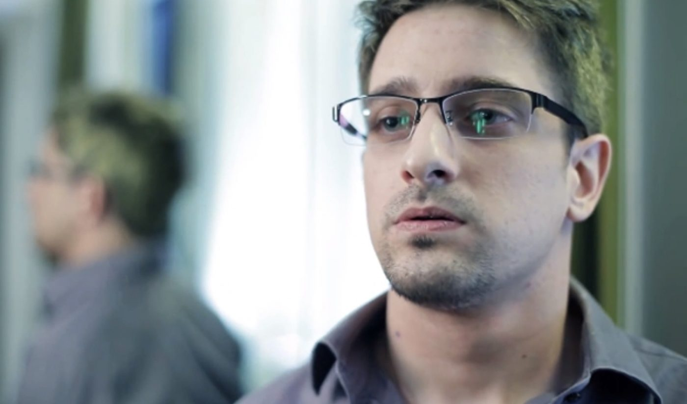 There's Already A Mini-Movie On YouTube About Edward Snowden