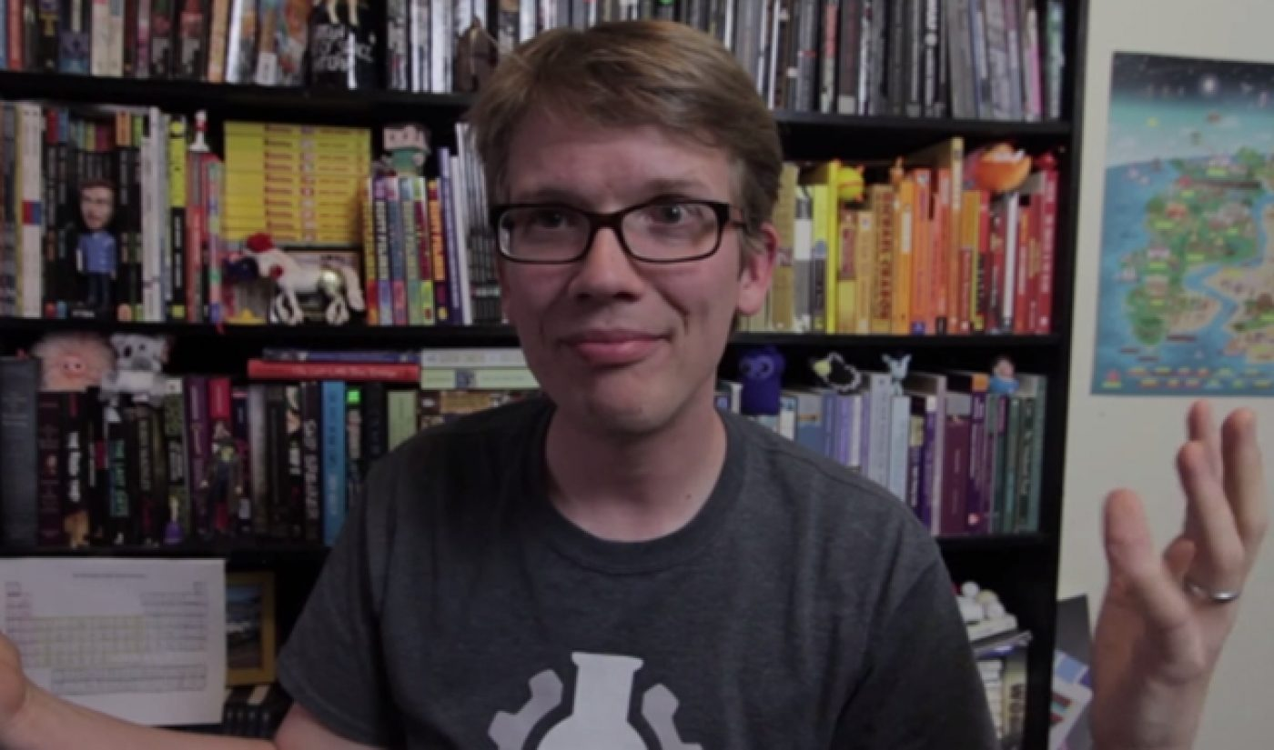 Hank Green Is Pissed Off About YouTube's Constant Changes