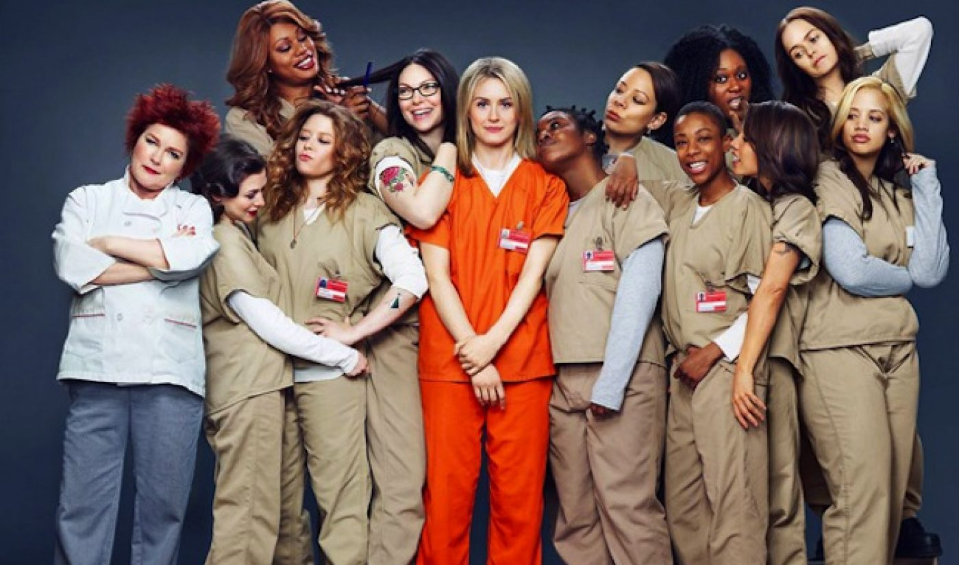 A Look Inside The New Netflix Original Series 'Orange Is The New Black'